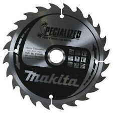 Makita Specialized Cordless Saw Blade 165x120x24T B-09167 FREE FIRST CLASS POST