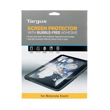 "25x TARGUS Motorola Xoom PROTEZIONE SCHERMO LCD senza bolle XOOM 10.1"" tablet bulk"