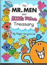 MR MEN AND LITTLE MISS TREASURY BOOK KIDS 20 STORIES HARDBACK ROGER HARGREAVES