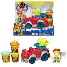 Play-Doh ~ Play-Doh Town ~ FIRE TRUCK VEHICLE by Hasbro