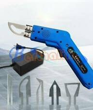 Electric Heating Knife Cutter Hot Cutting Knife for Acrylic Fabric Rope Plastic
