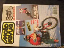 ** Moto Revue n°2807 Suzuki RG 500 - Honda CBR 600 / Pôle Nord à moto