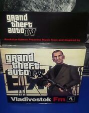 Grand Theft Auto IV official Soundtrack Vladivostok FM RARE