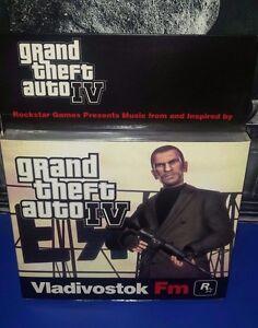 Grand Theft Auto IV official Soundtrack Vladivostok FM RARE