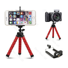 Red Android Google Mobile Phone Camera Tripod Gorilla Octopus Mount Stand Holder