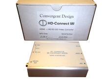Convergent Design, HD-Connect MI, HDMI to HD/SD-SDI video converter. NEW!