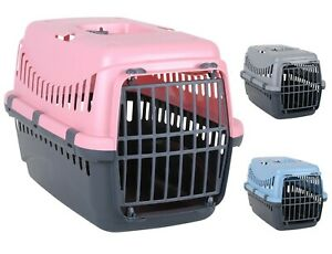 Portable Pet Carrier Carry Basket Cats Puppy Travel Cage Dog Transporter Box New