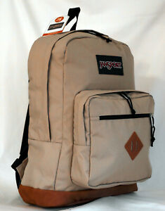 New JanSport Backpack -- Big/Cool/Digital Student, City View, Ripley, Agave
