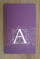 (Folio Society)   A is for Ox - A Short History of the Alphabet by Lyn Davies