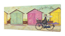 Sam Toft - Out For a bit o' Brunch - 50 x 100cm Canvas Print Wall Art WDC93182