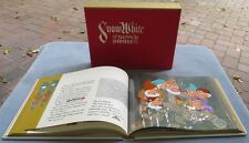 "DISNEY'S ""Snow White and the Seven Dwarfs"" Book Four Serigraphs LIMITED EDITION"