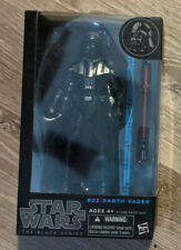 Hasbro Star Wars The Black Series 02 Darth Vader Figure Action Figure Blue Line