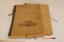 L'enseignement professionnel du menuisier par léon Jamin 1904