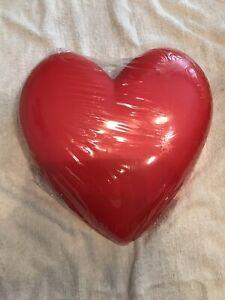 Wandlampe in Herzform
