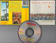 Roger Chapman CD Walking the Cat (C) 1989