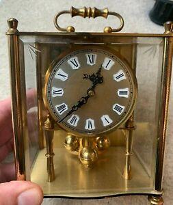 """""""Diana"""" Konrad Mauch clock (Germany)"""