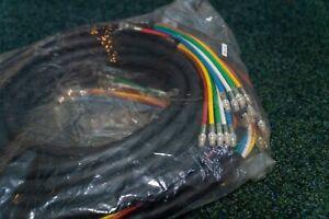 NEW!! Cisco CAB-RFSW520QTPMF= Quad-shield RF cable MC520/RFSW/RFGW to HFC 3m