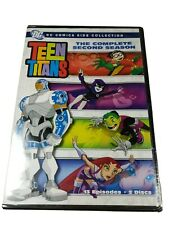 Teen Titans The Complete Second Season DVD New