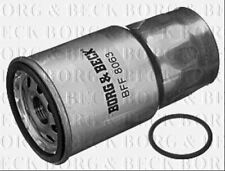 BORG & BECK FUEL FILTER FOR TOYOTA AVENSIS DIESEL 2.2 110KW