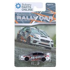 Official Genuine Subaru 2016 + WRX STi Rally 1/64 Die Cast Toy Car Impreza New +