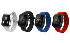 RBX Smart Watch W/ Heart Rate Monitor Calls Activity Tracker Android & iOS