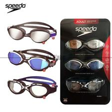 Speedo Adult Swimming Goggles - Multicolored, Pack of 3