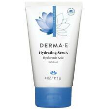 DERMA E - Hydrating Scrub with Hyaluronic Acid - 4 oz. (113 g)
