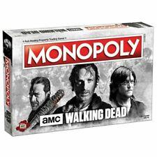 Winning Moves Walking Dead AMC Monopoly