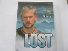 LOST- SERIES 1 Vol 3 -  Epis 9 to 12  (L74) {DVD}