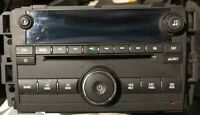 GM Chevy Avalanche GMC Sierra YUKON SUBURBAN TAHOE OEM Radio MP3 AUX CD Player