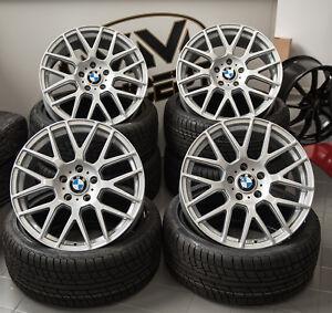 18 Zoll WH26 Felgen für BMW 1er 3er 5er Z4 X3 X1 X4 F10 e92 e90 e46 e82 M CSL