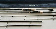 mittlere  2 Spitzen Light Spoonrute Spinnrute Forelle Zander 2.1 m Leichte