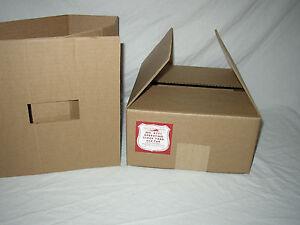 AMERICAN FLYER K771 STOCKYARD REPRO BOX+INSERT NO STOCKYARD BOX ONLY