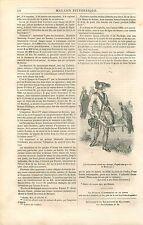 Four à Oeufs/Fauconnerie Fauconnier Chasse Faucon  Reidinger GRAVURE PRINT 1835
