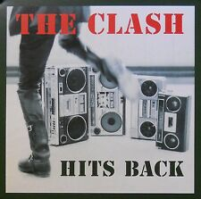 THE CLASH, HITS BACK POSTER (SQ24)