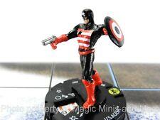 Nick Fury Agent Shield ~ U.S.AGENT #037 HeroClix rare miniature #37 US AGENT