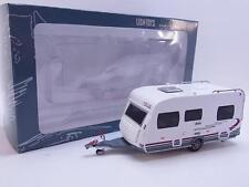 37907 Lion-Toys Hobby Modell 16cm Wohnwagen Caravan modern Home-Car NEU OVP