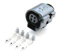 AUDI VW Skoda 4 pin connector plug 4B0973712 A 4B0 973 712 A 4B0973712A