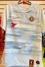 Nike Chelsea FC 2018/19 Adult Medium New 3rd Kit Soccer Jersey