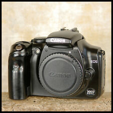 BARGAIN Canon EOS 300D Digital SLR Camera + charger battery FREE UK POST