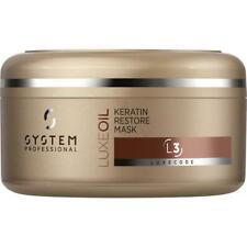 WELLA SYSTEM PROFESSIONAL KERATIN RESTORE MASK LUXE OIL 150ml