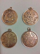 tetragrammaton, ammulet, esoteric item, pentagram, pentacle, wicca, jewelry