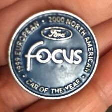 "Ford Focus 1999 & 2000 North American ""Car of the Year""  Employee Pin"