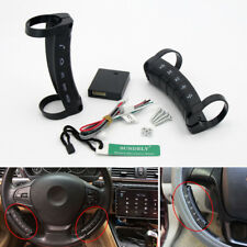 1 Pair Wireless Car Steering Wheel Button Remote Control For Stereo DVD GPS