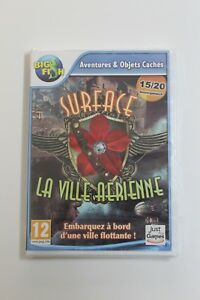 Surface The Ville Aerienne. Set PC Language French, New And Sealed