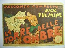 DICK FULMINELA ALBI AUDACIA LA TORRE DELLE OMBRE 1938  (b18)