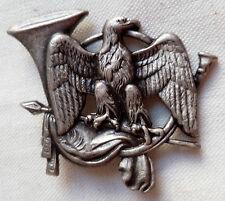insigne 24° GCM AIGLE IMPERIAL EMPIRE CHASSEUR MECANISES ORIGINAL Drago guilloch