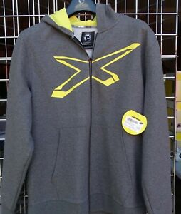 NEW SKI-DOO CAPUCHON X-TEAM HOODIE MENS SIZE LARGE L P/N 4537610990