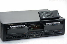 Onkyo integra ta-rw9090 high-end cassette Tape Deck + FB!!! revisadas +1j. garantía