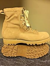 Tan Combat Temperate Weather Boots 11.5W